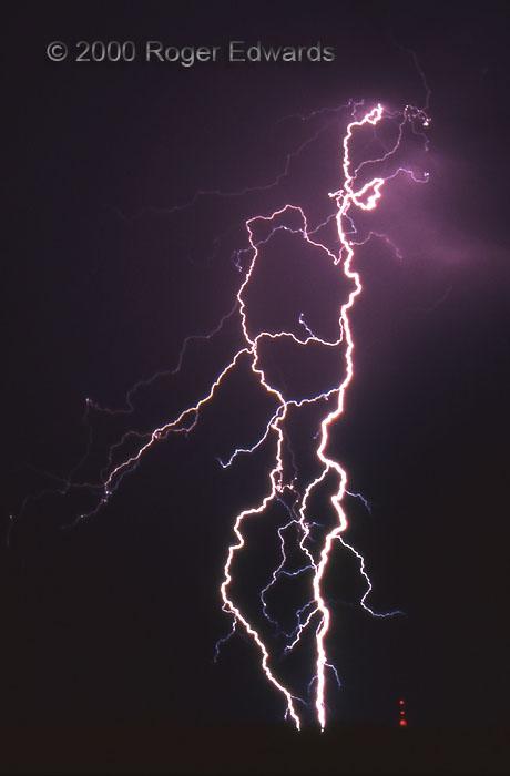 Channel Dance (lightning)