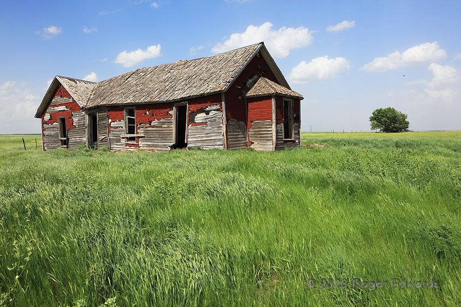 Abandoned Farmhouse, Stephan Sd