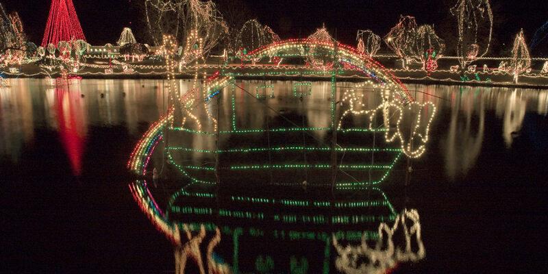Christmas Festival Reflective (Chickasha OK)